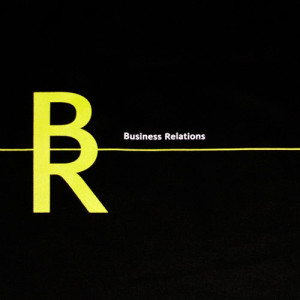 Сумки с логотипом Business Relations