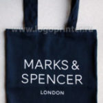 Сумки с логотипом для MARKS &SPENCER